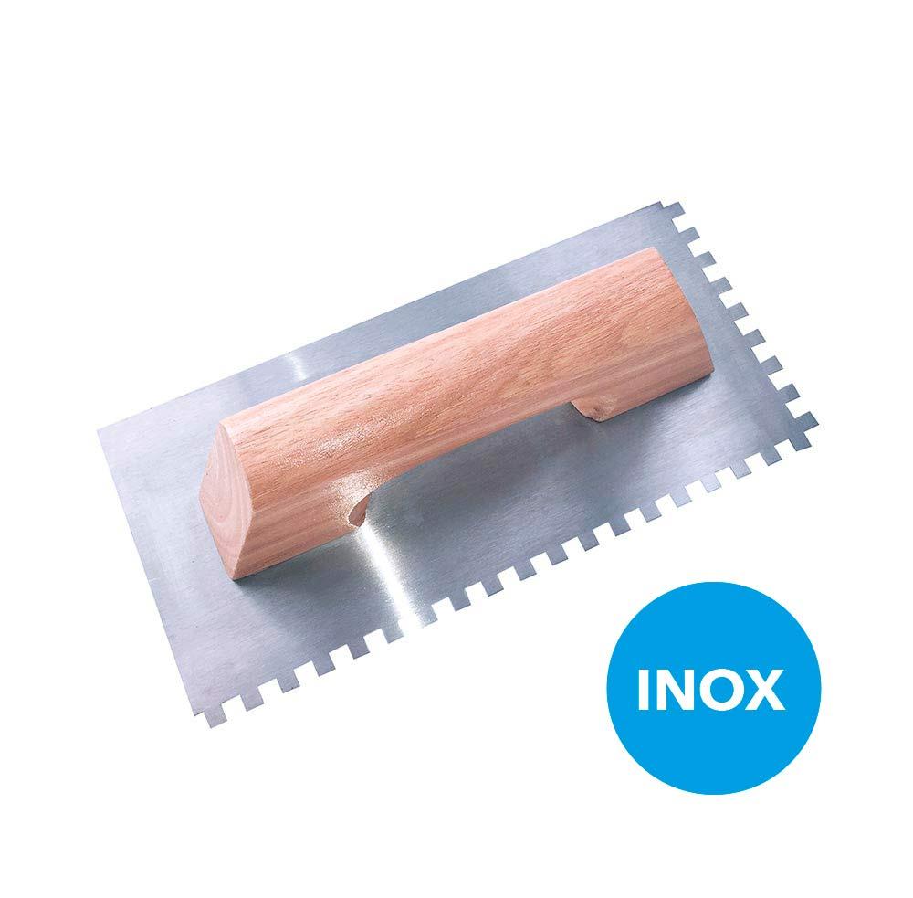 LLANA DENTADA INOX. (dentado 6mm)